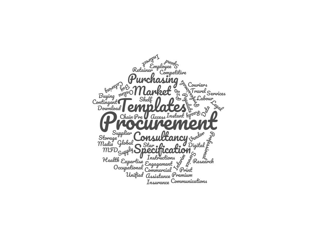 free resources tender process procurement templates