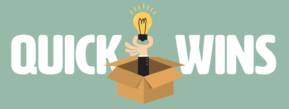 7 Procurement Quick Wins Procurement Templates